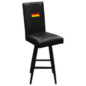 German Flag Bar Stool Swivel 2000