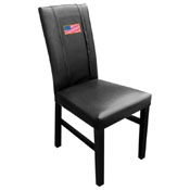 American Flag Side Chair 2000