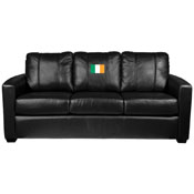 Irish Flag Silver Sofa