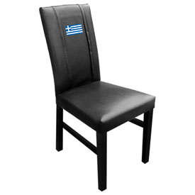 Greek Flag Side Chair 2000