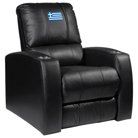 Greek Flag Relax Recliner