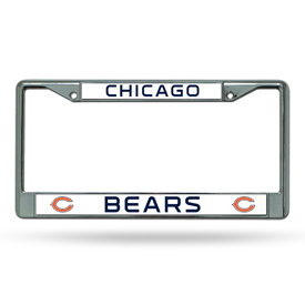 Bears Chrome Frame