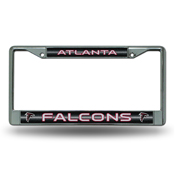 Falcons Bling Chrome Frame