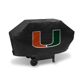 Miami Deluxe Grill Cover (Black)