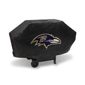 Ravens Deluxe Grill Cover (Black)