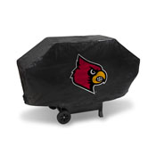Louisville Deluxe Grill Cover (Black)