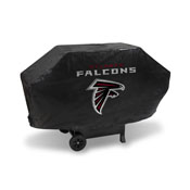 Falcons Deluxe Grill Cover (Black)