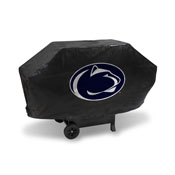 Penn State Deluxe Grill Cover (Black)