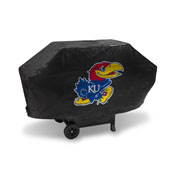 Kansas Deluxe Grill Cover (Black)