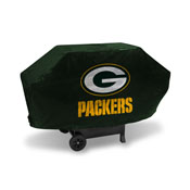 Packers Deluxe Grill Cover (Green)