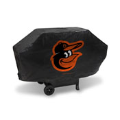 Orioles Deluxe Grill Cover (Black)