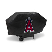 Angels Deluxe Grill Cover (Black)