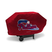 Phillies Deluxe Grill Cover (Red)