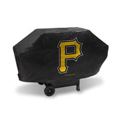 Pirates Deluxe Grill Cover (Black)
