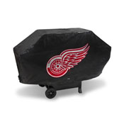 Redwings Deluxe Grill Cover (Black)