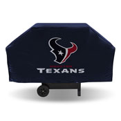 Texans Economy Grill Cover (Navy)