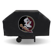 Florida State Economy Grill Cover (Black)