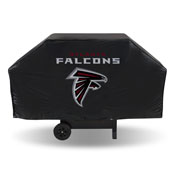 Falcons Economy Grill Cover (Black)