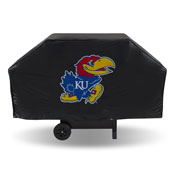 Kansas Economy Grill Cover (Black)