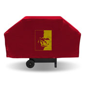 Pittsburg State Economy Grill Cover (Red)