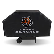 Bengals Economy Grill Cover (Black)