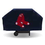 Red Sox Economy Grill Cover (Navy)