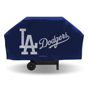 Dodgers Economy Grill Cover (Blue)