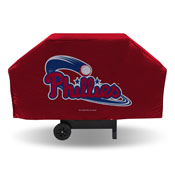 Phillies Economy Grill Cover (Red)