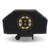 Bruins Economy Grill Cover (Black)