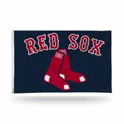 Red Sox Banner Flag
