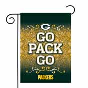 Packers Garden Flag 13inch X 18inch
