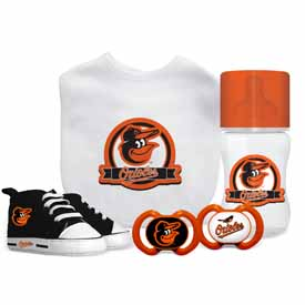 5 Piece Gift Set -Baltimore Orioles