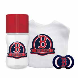 3-Piece Gift Set - Boston Red Sox