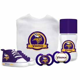 5 Piece Gift Set -Minnesota Vikings