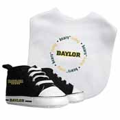 Bib with Pre-Walkers - Baylor University
