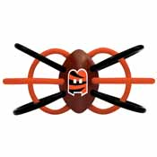 Teether/Rattle - Cincinnati Bengals