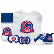 5 Piece Gift Set -Chicago Cubs