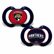 Pacifier (2 Pack) - Florida Panthers