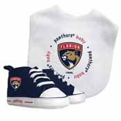 Bib with Pre-Walkers - Florida Panthers