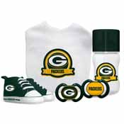 5 Piece Gift Set -Green Bay Packers