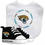 Bib with Pre-Walkers - Jacksonville Jaguars