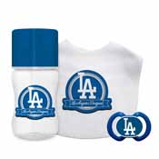 3-Piece Gift Set - Los Angeles Dodgers