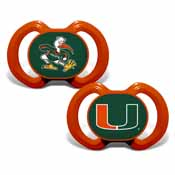 Pacifier (2 Pack) - Miami, University of