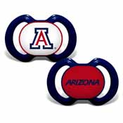Pacifier (2 Pack) - Arizona, University of