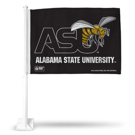 Alabama State Car Flag