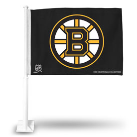 Bruins Car Flag