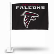 Atlanta Falcons Car Flag Rico