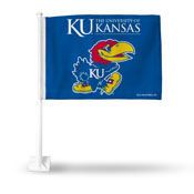 Kansas Car Flag
