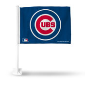 Chicago Cubs Car Flag Rico