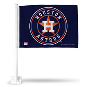 Astros Car Flag